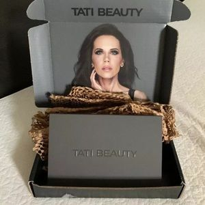 Tati Beauty Textured Neutrals Palette Vol 1 New